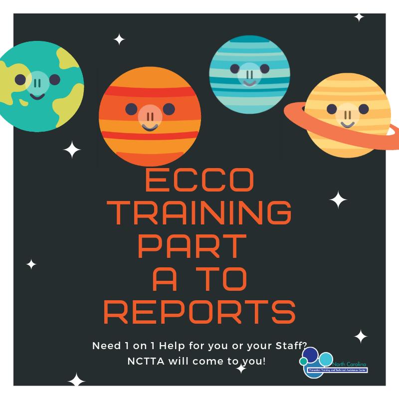 ECCO Training Part A - Reports (1)